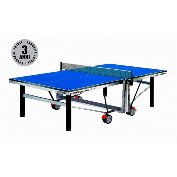 Cornilleau Tavolo Ping Pong Competition 540 ITTF Indoor