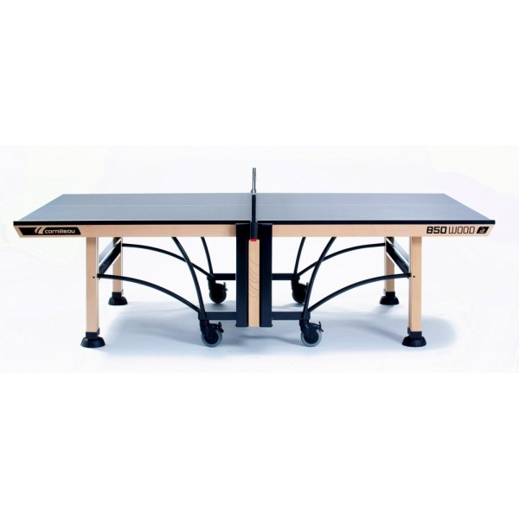 Cornilleau Tavolo Ping Pong Competition 850 Wood ITTF Indoor da Interno