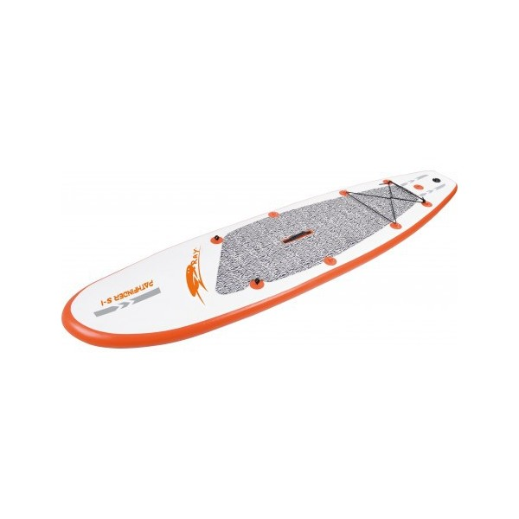 USATO - Tavola Stand Up Paddle Gonfiabile SUP ZRAY PATHFINDER S-I-300 301x76x10cm Standard