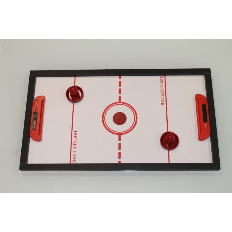 Tavolo Multigioco Moko Cm 91x50x75 4 Giochi in 1 per Bambini Aste Rientranti con Accessori