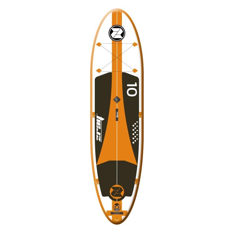 Tavola Stand Up Paddle Gonfiabile SUP ZRAY W1 da Cm 305x76x15 Windsurfing SUP Board