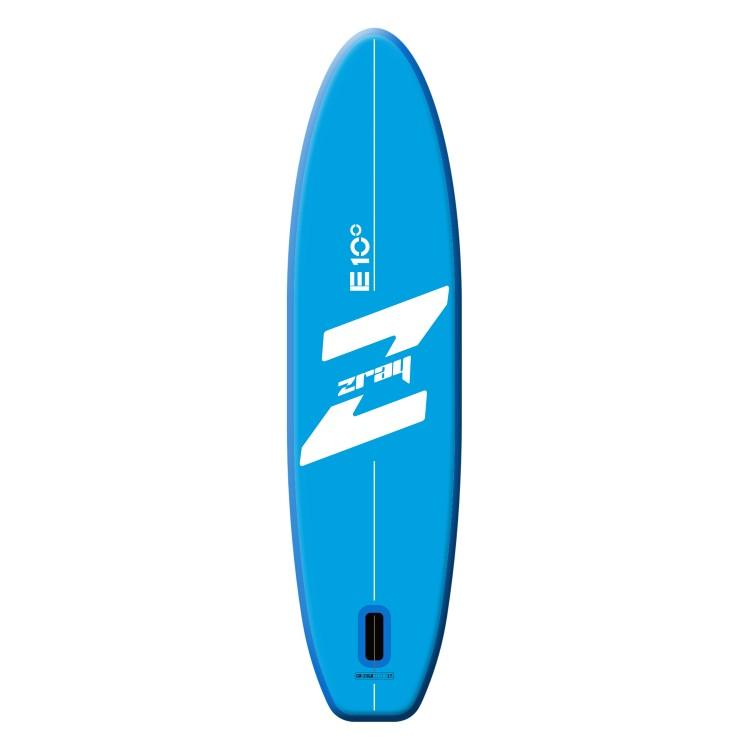Tavola Stand Up Paddle Gonfiabile SUP ZRAY E10 da Cm 297x76x13 All Around Multiboard