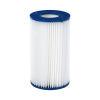 Filtro Cartuccia di Ricambio per Pompa da 3800lth Jilong per Piscine Fuoriterra