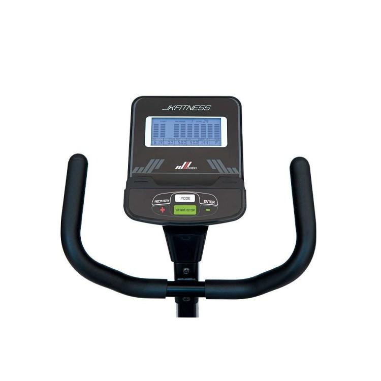 Cyclette Elettromagnetica Reclinata JK Fitness TOP PERFORMA 326 HRC Bike Recumbent