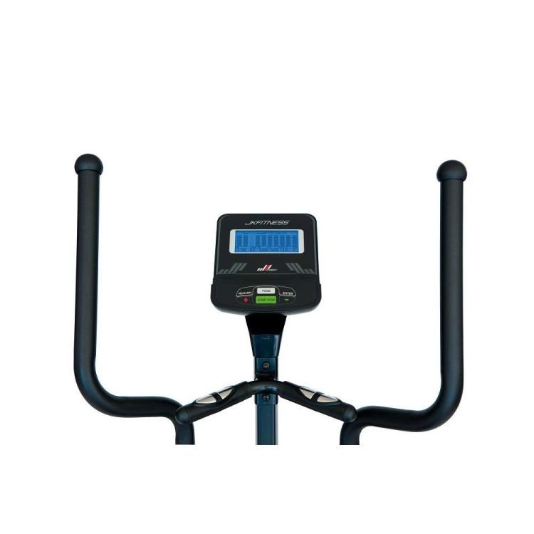 Ellittica Elettromagnetica JK Fitness TOP PERFORMA 416 HRC