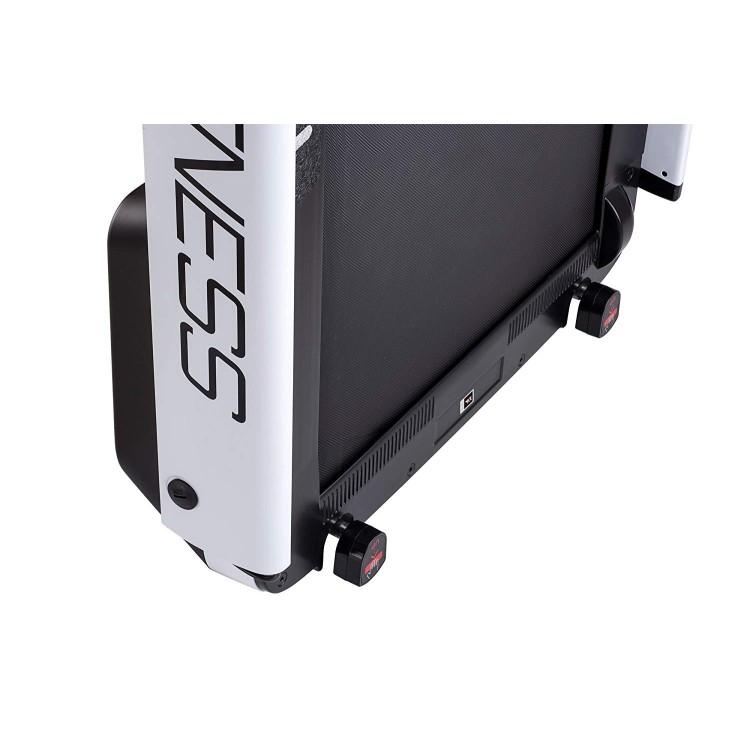 SC48 Tapis Roulant JK Fitness Elettrico SuperCompact 48 Bianco Imotion Richiudibile Pieghevole