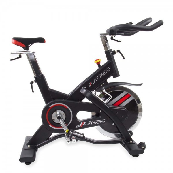 Spin Bike Indoor Cycle JK Fitness RACING 556 Bicicletta da Spinning