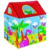 Casetta Gioco Animal Play House Jilong 102x110x76cm Tenda per Bambini