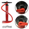 Double Action Bravo Hand Pump 2x2000cc for SUP 29PSI High Pressure