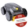 USATO - Zodiac OV3300 Robot Pulitore Elettrico Vortex per Piscina max 10 MT
