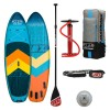 Inflatable Stand Up Paddle SUP Board JBAY.ZONE COMET J1 10'6'' Cm 300x76x15 Touring Sup Board