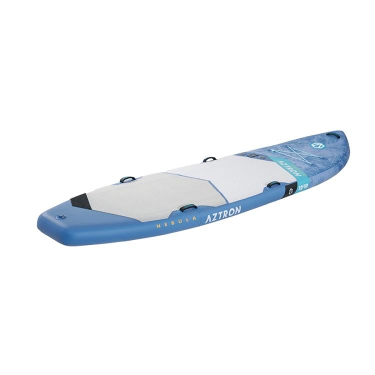 Tavola Stand Up Paddle SUP Gonfiabile AZTRON NEBULA 2+1 12'10'' Cm 390x87x15  Multi Person Board