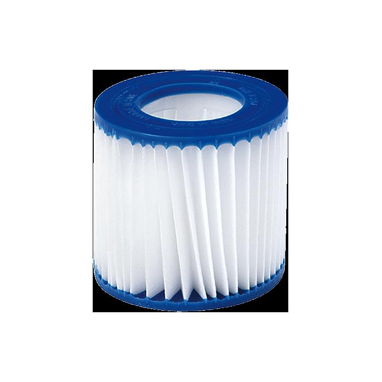 Piscina Fuoriterra Rotonda Jilong Cm 300x76 Blu con Struttura in Acciaio con Pompa Filtro
