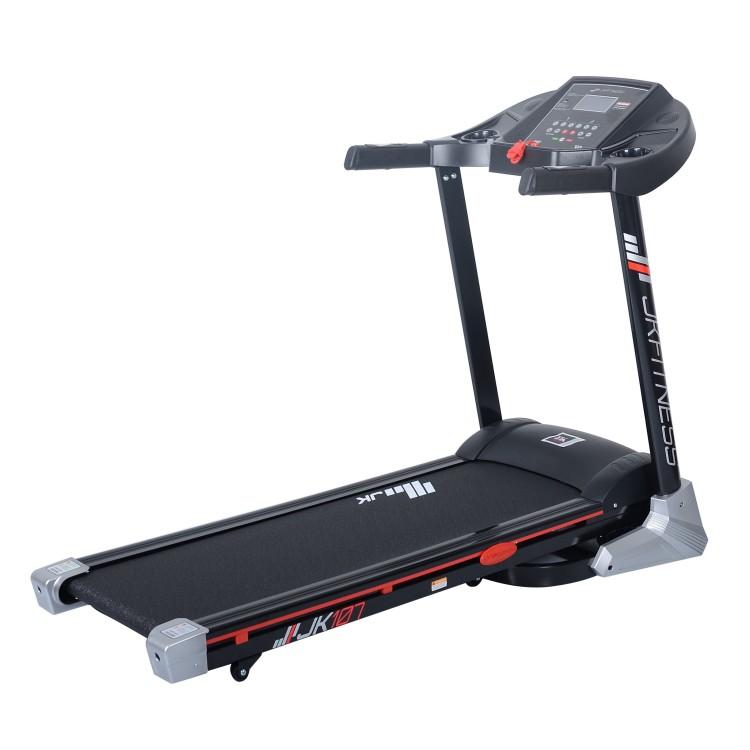 Tapis Roulant Elettrico Pieghevole JK Fitness TREADMILL 107 HRC