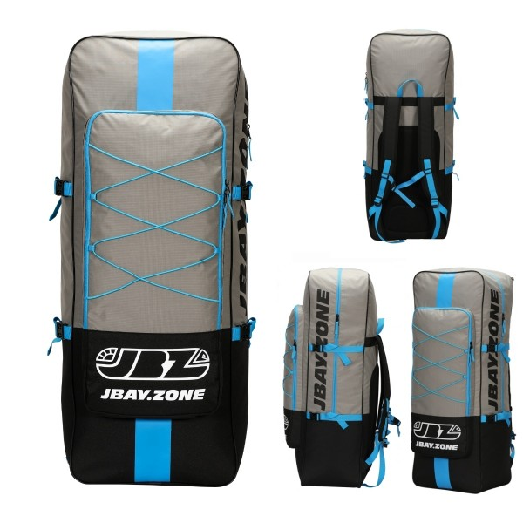 Tavola Stand Up Paddle SUP Gonfiabile JBAY.ZONE COMET J3 11'6'' Cm 350x81x15