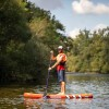 Tavola Stand Up Paddle SUP Gonfiabile JBAY.ZONE RIVER Y1 Pink 9'6'' Cm 290x89x15 River Sup Board