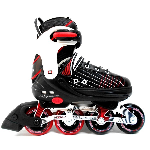 Pattini in Linea rollerblade ABEC 7 My Area Urban Jr Move - Misura Regolabile dal 37 al 40
