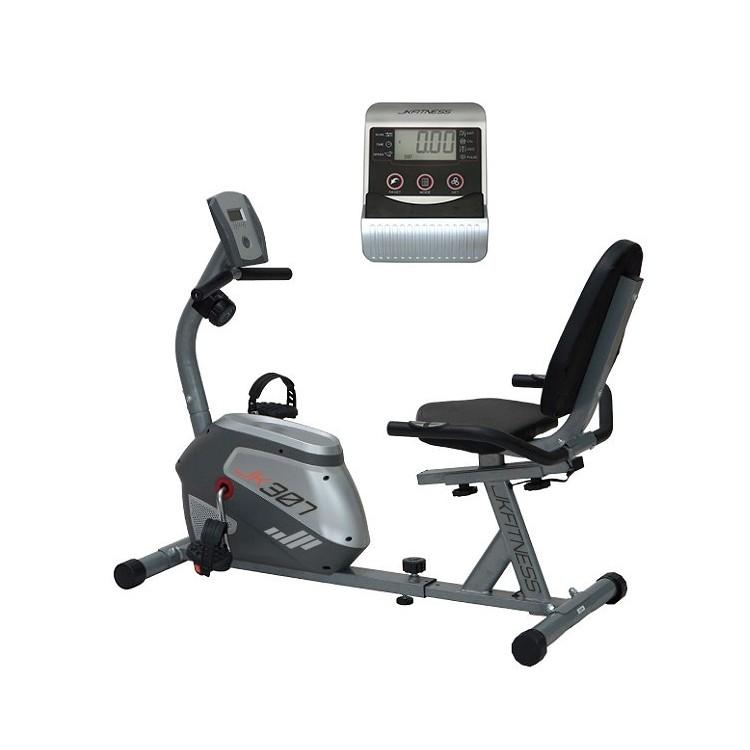 Cyclette Magnetica Orizzontale JK Fitness JK307 Bike Recumbent