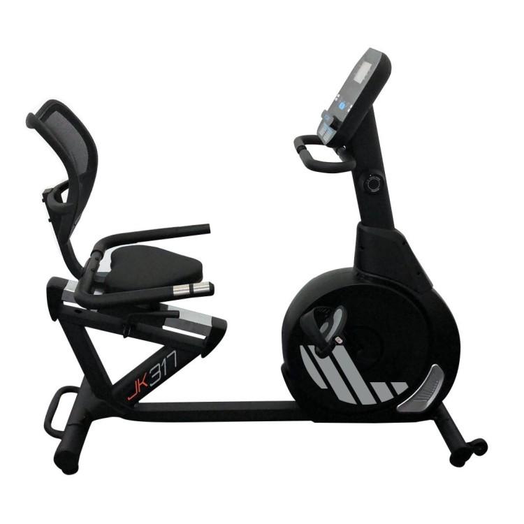 Cyclette Magnetica Orizzontale JK Fitness JK317 Bike Recumbent