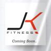 JK Fitness 6050 Panca Regolabile, Nero