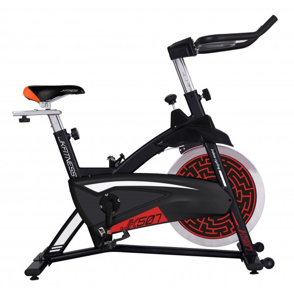 Spin Bike Indoor Cycle JK Fitness JK507 Bicicletta da Spinning Cyclette