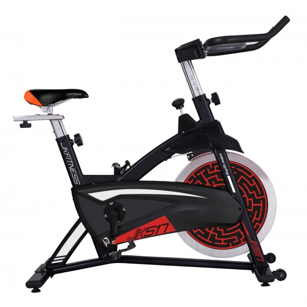 Spin Bike Indoor Cycle JK Fitness JK517 Bicicletta da Spinning Cyclette