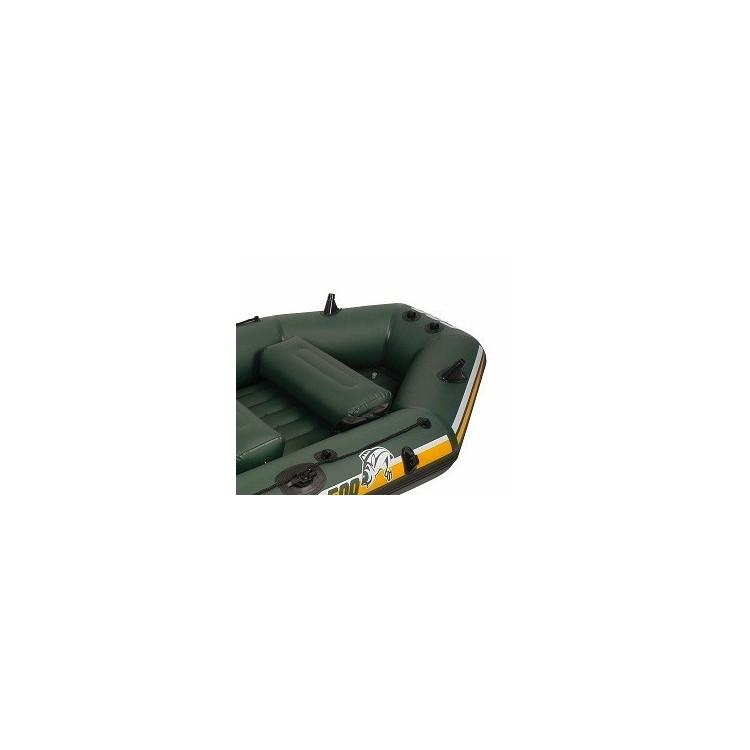 Gommone Tender Canotto ZRAY FISHMAN II 500 GonfiabileᅠCm 328x144 Remi Pompa Inclusi Motorizzabile